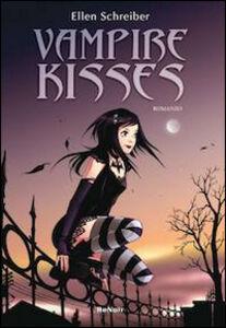 Libro Vampire kisses Ellen Schreiber