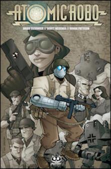 Atomic Robo e i mastini della guerra. Atomic Robo. Vol. 2.pdf
