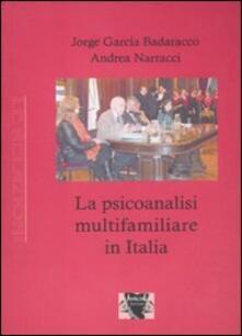 Rallydeicolliscaligeri.it La psicoanalisi multifamiliare in Italia Image