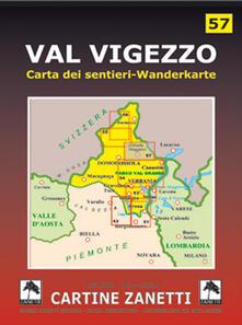 Parcoarenas.it Val Vigezzo 1:30.000 Image