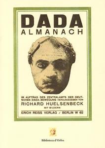 Dada almanach. Ediz. italiana, tedesca e francese