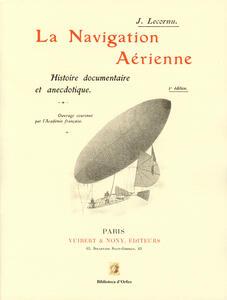 La navigation Aèrienne. Ediz. francese
