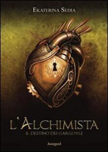 Criticalwinenotav.it L' alchimista. Il destino dei Gargoyle Image