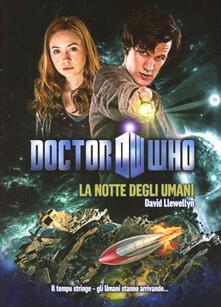 La notte degli umani. Doctor Who.pdf