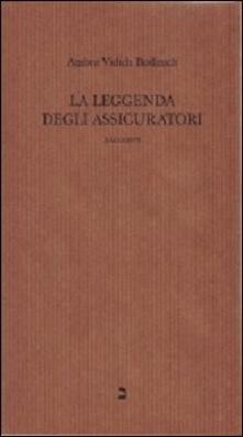 Filippodegasperi.it La leggenda degli assicuratori Image