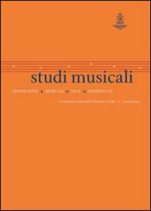 Voluntariadobaleares2014.es Studi musicali (2013). N.S.. Vol. 2 Image