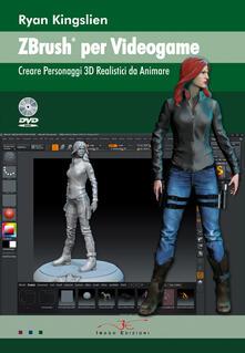 Tegliowinterrun.it ZBrush per videogame. Creare personaggi 3D realistici da animare. Con DVD Image