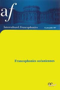 Francophonies océaniennes