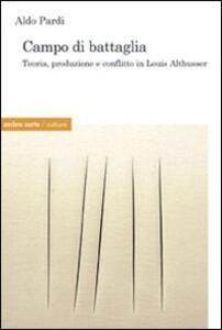 Campo di battaglia. Produzione, trasformazione e conflitto in Louis Althusser