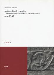Italia medievale epigrafica...