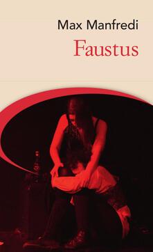 Faustus - Max Manfredi - copertina