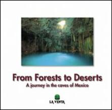 Winniearcher.com From forests to deserts. A journey in the caves of Mexico Image