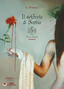 Cefalufilmfestival.it Il segreto di Sophia. IHS. Atto Primo. Inferno Image