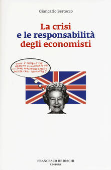 Daddyswing.es La crisi e le responsabilità degli economisti Image