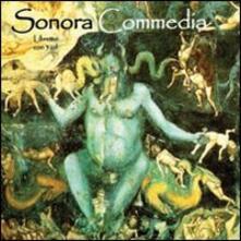 Sonora commedia - copertina