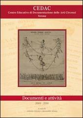 Documenti e attivita 2009-2010