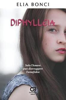 Ristorantezintonio.it Diphylleia. Solo l'amore può distruggere l'omofobia Image