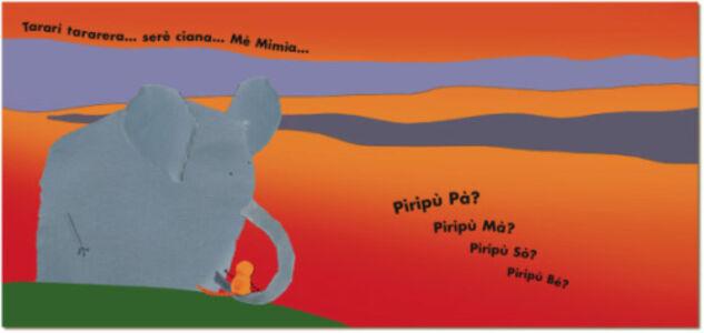 Libro Tararì tararera. Storia in lingua Piripù per il puro piacere di raccontare storie ai Piripù Bibi Emanuela Bussolati 1