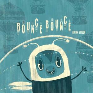 Bounce Bounce - Brian Fitzgerald - copertina