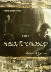 Libro Nero, l'inchiostro Fabio Barcellandi