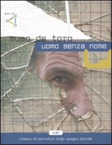 Uomo senza nome - Suso de Toro - copertina
