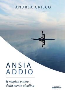 Antondemarirreguera.es Ansia addio. Il magico potere della mente alcalina Image