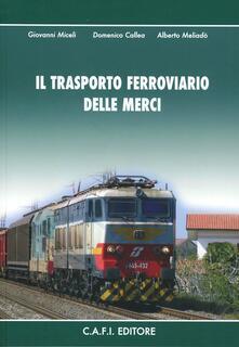 Voluntariadobaleares2014.es Il trasporto ferroviario delle merci Image