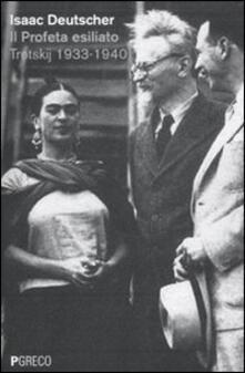 Antondemarirreguera.es Il profeta esiliato: Trotskij 1933-1940 Image