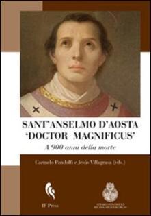 Osteriacasadimare.it Sant'Anselmo d'Aosta «Doctor Magnificus». A 900 anni dalla morte Image