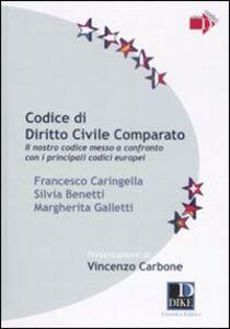 Codice di Diritto Civile Comparato