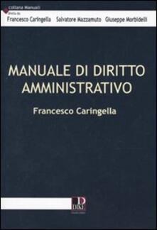 Camfeed.it Manuale di diritto amministrativo Image