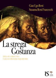 Promoartpalermo.it La strega Gostanza (della sua triste vita e del suo processo inquisitorio) Image