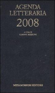 Agenda letteraria 2008