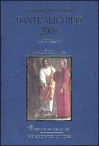 Agenda letteraria Dante Alighieri 2008