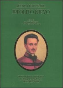 Mercatinidinataletorino.it Agenda letteraria Ippolito Nievo Image