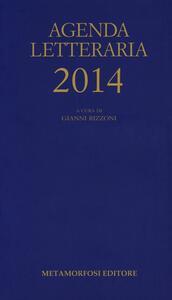 Agenda letteraria 2014