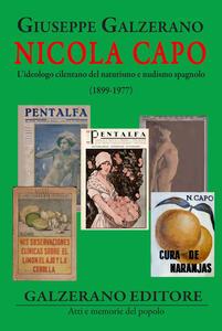 Nicola Capo. L'ideologo cilentano del naturismo e nudismo spagnolo (1899-1977)