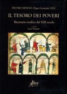 Winniearcher.com Il tesoro dei poveri. Ricettario medico del XIII secolo Image