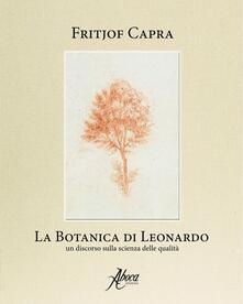 Letterarioprimopiano.it La botanica di Leonardo. Un discorso sulla scienza delle qualità Image