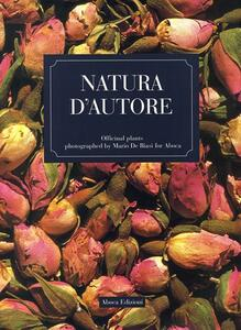 Natura d'autore. Officinal plants photographed by Mario De Biasi for Aboca