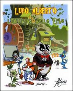 Lupo Alberto e l'officina delle erbe