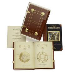 Premioquesti.it De divina proportione di Luca Pacioli. Facsimile da collezione con commentario Image