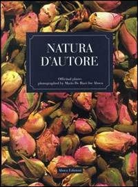 Natura d'autore in inglese. Le piante officinali interpretate da Mario De Biasi per Aboca. Ediz. illustrata - De Blasi Mario - wuz.it