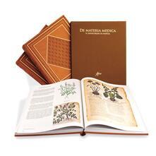 Squillogame.it De materia medica. Il Dioscoride di Napoli. Riproduzione facsimilare Image