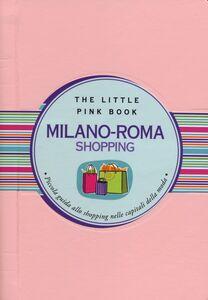 Milano-Roma shopping