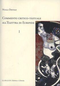 Commento critico-testuale all'Elettra di Euripide