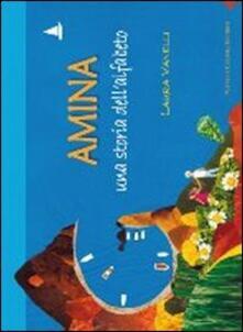 Antondemarirreguera.es Amina. Una storia dell'alfabeto Image