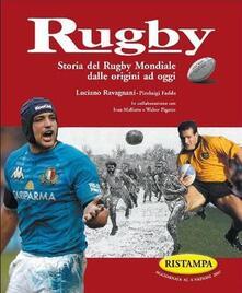 Grandtoureventi.it Rugby. Storia del rugby mondiale dalle origini ad oggi Image