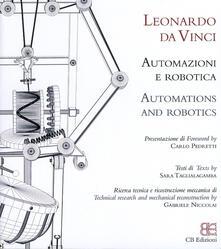 Squillogame.it Leonardo da Vinci. Automazioni e robotica. Ediz. italiana e inglese Image
