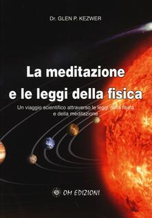 Ipabsantonioabatetrino.it La meditazione e le leggi della fisica. Un viaggio scientifico attraverso le leggi della fisica e della meditazione Image